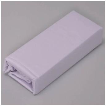 アイリスオーヤマ カラー敷き布団カバ− シングル パステルパープル CMS-S