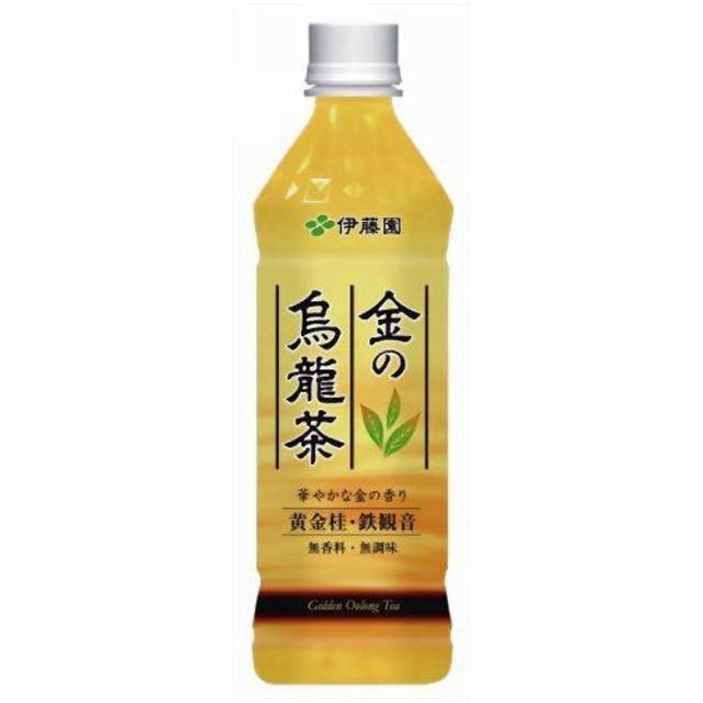 金の烏龍茶 500ml24本