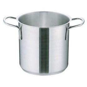 ムラノ インダクション18-8寸胴鍋 (蓋無)16cm AZV7701