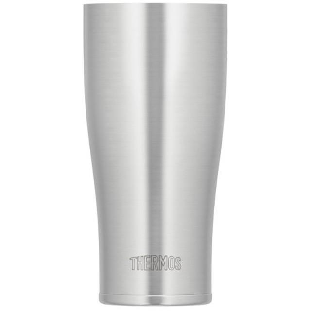 サーモス 真空断熱タンブラー JDE-420-S ステンレス 420ml