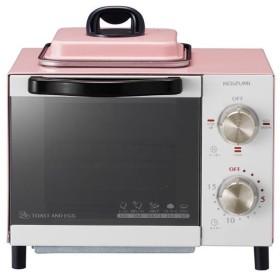 KOIZUMI オーブントースター ピンク KOS0703P [KOS0703P]