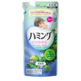 [※ T] ハミング フルーティグリーンの香り つめかえ用 (540mL) 柔軟剤