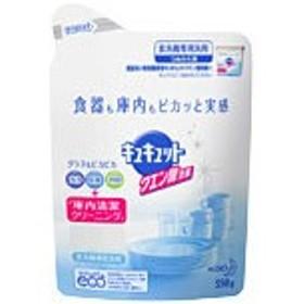 花王 食器洗い乾燥機専用 キュキュットクエン酸効果 つめかえ用 550g