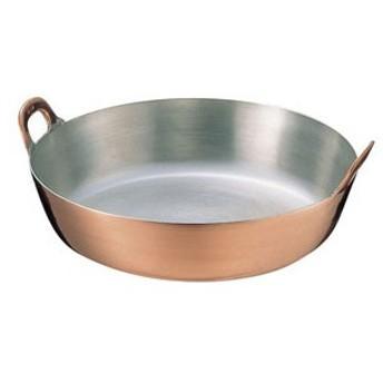 丸新銅器 SA銅 揚鍋 27cm AAG08027
