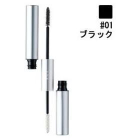 RMK アールエムケー W マスカラ #01 Black 6.4g