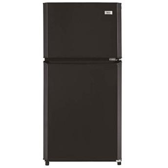 ハイアール 106L 2ドア冷蔵庫 ブラック Haier JR-N106K-K