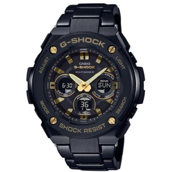 CASIO カシオ 腕時計 メンズ G-SHOCK GST-W300BD-1AJF G-ショック