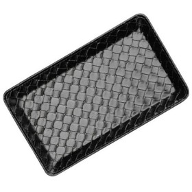 シンビ キャッシュトレー 黒 T−205 PSV7601