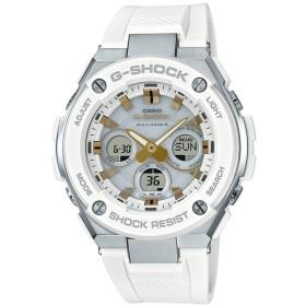 カシオ CASIO 腕時計 G-SHOCK Gスチール 電波ソーラー GST-W300-7AJF