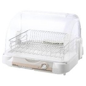 (アウトレット) 小泉 食器乾燥機 KDE-6000/W ホワイト