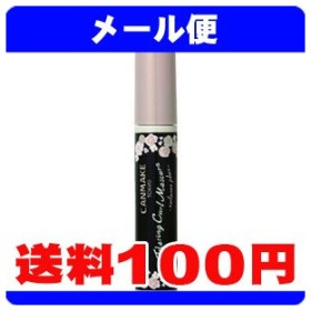 [ネコポスで送料160円]キャンメイク フレアリングカールマスカラ ボリュームプラス 01 ショコラブラック