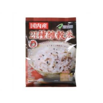 国内産 21種雑穀米 160g
