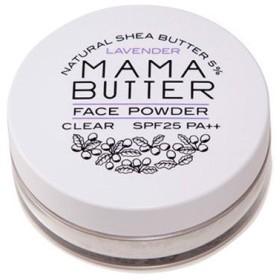ママバター/フェイスパウダー (ナチュラル(素肌感を整えナチュラルな肌色に)) フェイスパウダー