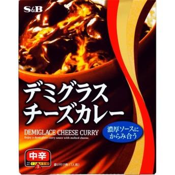 ヱスビー食品 デミグラスチーズカレー 中辛 200g