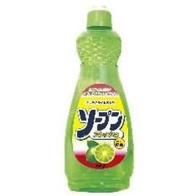 カネヨ石鹸 ソープンフレッシュ600ml