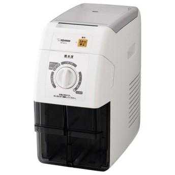 象印 精米機 圧力式 玄米1升 ホワイト BR-WA10-WA