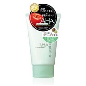 AHAクレンジングリサーチ ウォッシュクレンジング ピーリング洗顔+酵素マッサージ (120g)