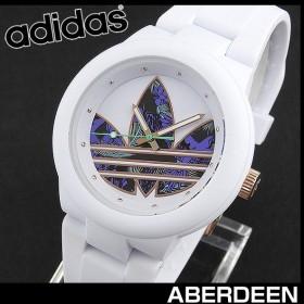 アディダス adidas 腕時計 ADH3018 アバディーン 腕時計 レディースホワイト