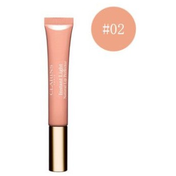 CLARINS クラランス リップ パーフェクター #02 apricot shimmer 12ml