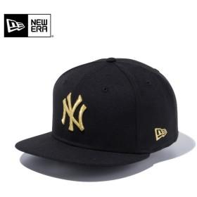 セール20%OFF!【メーカー取次】 NEW ERA ニューエラ 9FIFTY ニューヨーク・ヤンキース ブラックXゴールド 11308473 キャップ メンズ 帽子 メジャーリーグ 野球