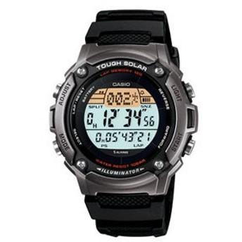 カシオ (国内正規品)SPORTS GEARソーラー時計 W-S200H-1AJF 返品種別A