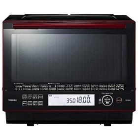 東芝 スチームオーブンレンジ 30L グランレッド ER-PD5000-R