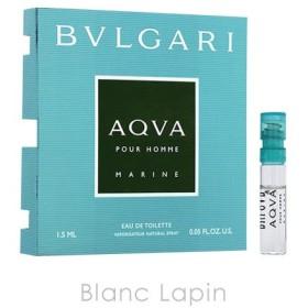 【ミニサイズ】 ブルガリ BVLGARI アクアプールオムマリン EDT 1.5ml [916694]
