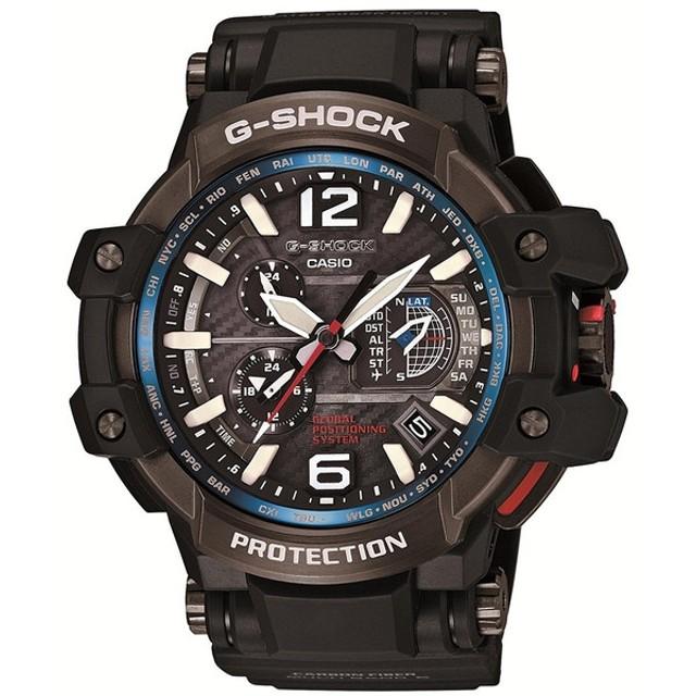 CASIO G-SHOCK メンズ腕時計 グラビティマスター GPSハイブリッド電波ソーラー GPW-1000-1AJF