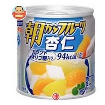 はごろもフーズ 朝からフルーツ 杏仁 190g缶×24個入
