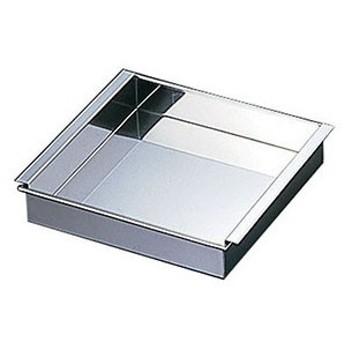18-8アルゴン溶接 玉子豆腐器 関東型 15cm ATM2015