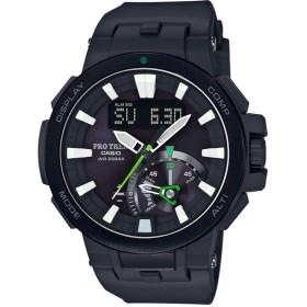 カシオCASIO 腕時計 PROTREK 世界6局対応電波ソーラー PRW-7000-1AJF メンズ