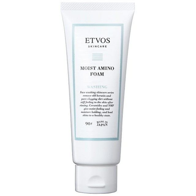 エトヴォス/セラミドスキンケア モイストアミノフォーム 洗顔料