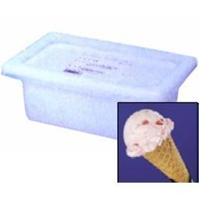 【森永アイスクリーム】4Lアイス バルク ストロベリー