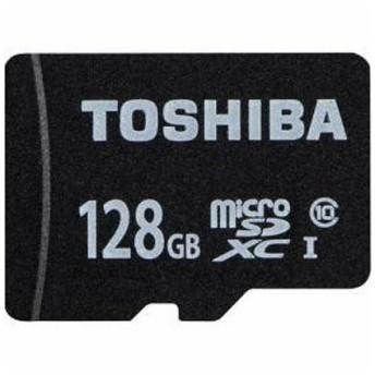 東芝 MSDAR40N128G microSDXCメモリカード 128GB CLASS10