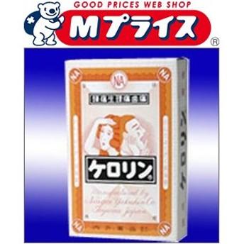 【第2類医薬品】【内外薬品】ケロリン 12包