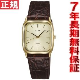 ポイント最大12倍! セイコー アルバ 腕時計 メンズ ペアウォッチ AQGK418 SEIKO