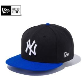 セール20%OFF!【メーカー取次】 NEW ERA ニューエラ 9FIFTY ニューヨーク・ヤンキース ブラックXロイヤル 11308474 キャップ メンズ 帽子 メジャーリーグ 野球
