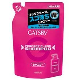 ギャツビー GATSBY パーフェクトクリアシャンプー つめかえ用 (320ml)