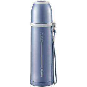 象印 水筒 コップ付きステンレスボトル TUFF SS-PC-25-AH メタリックブルー 250ml