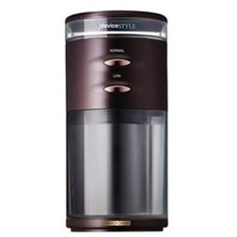 デバイスタイル 電動コーヒーミル ブラウン deviceSTYLE コーヒーグラインダー GA-1X Special Edition GA-1X-BR 返品種別A
