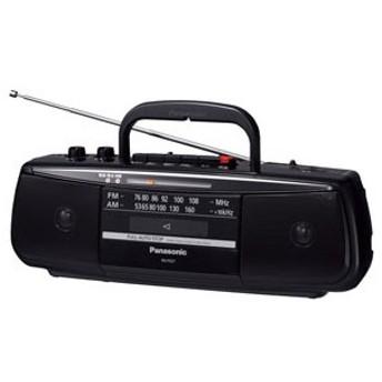 パナソニック ワイドFM対応ラジカセ Panasonic RX-FS27 返品種別A