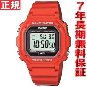 ポイント最大18倍&8%OFFクーポン!18日1時まで カシオ チープカシオ チプカシ 限定モデル 腕時計 F-108WHC-4AJF