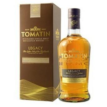 ウイスキー トマーティン レガシー 43度 箱付 700ml シングルモルト 洋酒 whisky