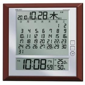 セイコークロック 電波掛置き時計 セイコー SQ421B