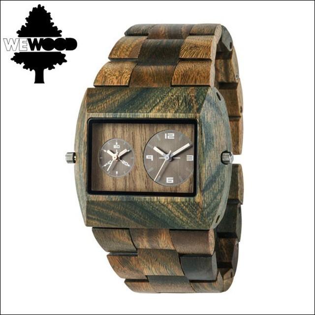 先着300円OFFクーポン WEWOOD ウィーウッド 9818072 JUPITER rs ARMY ジュピター アーミー メンズ 男性用 腕時計 茶 ブラウン