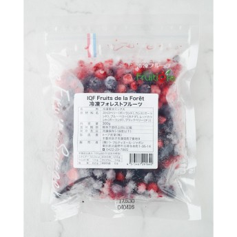 「フォレストフルーツ」冷凍フルーツホール300g