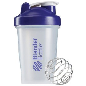 Blender Bottle(ブレンダーボトル) Classic Clear(クラシッククリア) 20オンス(600ml) パープル