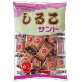 松永製菓 スター しるこサンド 230g 1袋