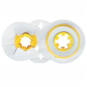 コクヨ 修正テープ(ケシピコ) 詰め替え用テープ 4mm幅×10m 黄 TW−144N 1個