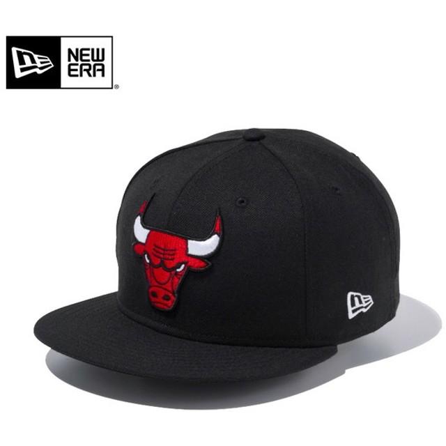 セール20%OFF!【メーカー取次】 NEW ERA ニューエラ 9FIFTY シカゴ・ブルズ ブラック 11433974 キャップ メンズ 帽子 NBA バスケット ブランド